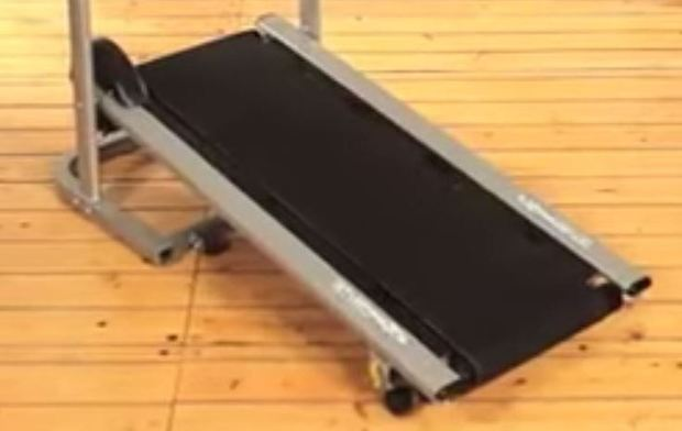 phoenix 98510 fold-up manual treadmill