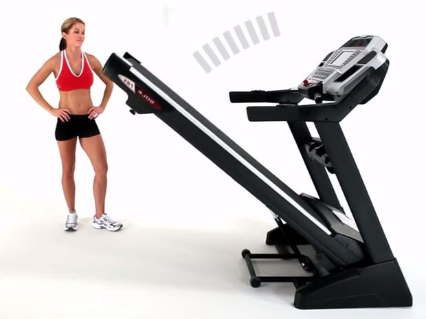 sole f80 foldaway compact treadmill