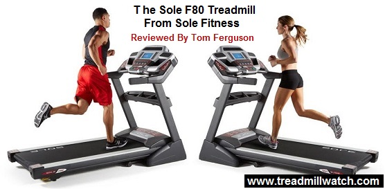 sole f80 treadmill 2014