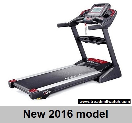 sole f80 treadmill 2016