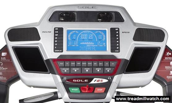 sole f85 console
