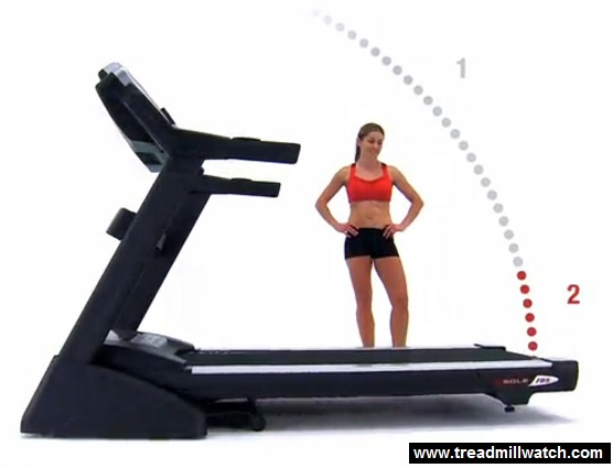 sole foldable treadmill